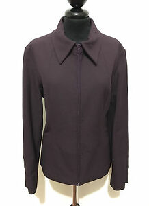 buy online ee596 4203f MAX & CO. Giacca Giubbotto Donna Jersey Woman Jacket Blazer ...
