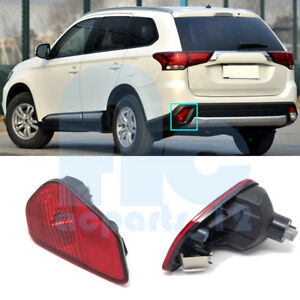 Rear Bumper Light Left Side Replacement For Mitsubishi