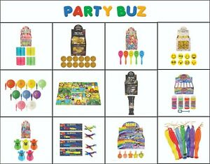 Details about Boy & Girls Kids Party Bag Filler Toys