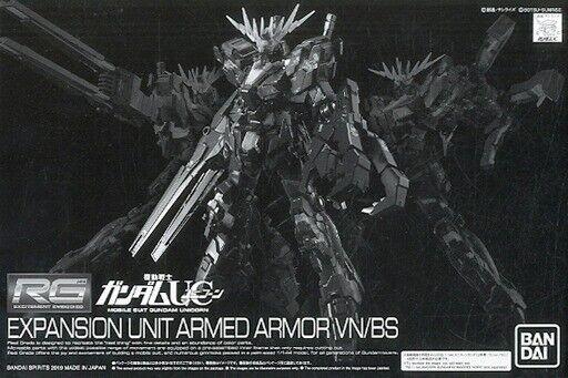 BANDAI RG 1  144 EXPANSION ENHET ARMOröd ARMOR VN  BS modellllerler Kit Gundam UC NY