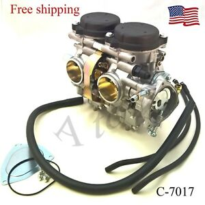 Yamaha 01-05 YFM 660 CARBURETOR YFM660 Raptor CARBURETOR 5FT FUEL LINE 15 CLPS