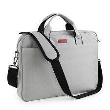 "Multifunction Waterproof Oxford Briefcase Shoulder Bag 15.6"" Tablet Laptop Case"