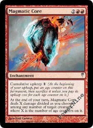 4 Magmatic Core ~ Red Coldsnap Mtg Magic Uncommon 4x x4