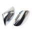 Chrom-Spiegel-Kappen-Gehaeuse-Abdeckungen-Matt-fuer-AUDI-A6-A7-A8-S6-S7-S8-RS6-RS7 Indexbild 6