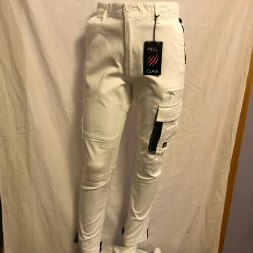 CLAW COTTON STRETCH WORK PANTS