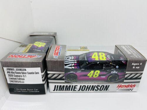 Nascar diecast 1:64 Jimmie Johnson Ally Kounts Customs 2020