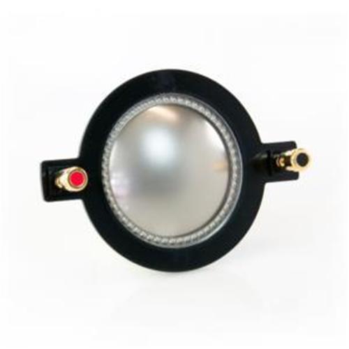 Membrana Master Audio SDT10 di ricambio per driver DR10. Titanio 72 mm 8 Ohm