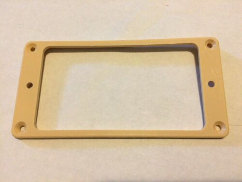 Cream Genuine Gibson Les Paul Humbucker Neck Pickup RIng M-69