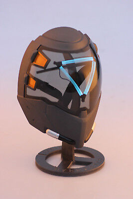 ow ANA shrike Helmet OVERWATCH cosplay LED MASK