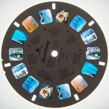 Armstrong Commercial Vinyl Flooring View-Master 3-D Advertising Reel