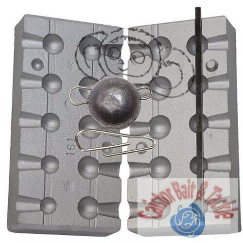 brillant system for jig heads and predator jigs CB161 Cheburashka poids moule