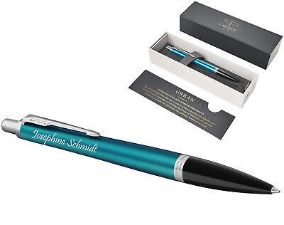 PARKER Kugelschreiber JOTTER CORE CHELSEA ORANGE  Laser Gravur graviert Exkl