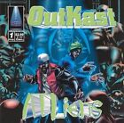ATLiens [PA] by OutKast (CD, Aug-1996, LaFace)