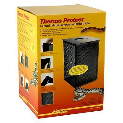 GüNstiger Verkauf Lucky Reptile Thermo Protect Schutzkorb Groß 16x16x26cm Rabatte Verkauf Reptilien Heizlicht