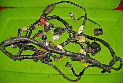 Honda CBR 600 cbr600 600RR F3 Main Wiring Harness relay ...