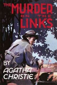 Murder-on-the-Links-Hardcover-by-Christie-Agatha-Like-New-Used-Free-shipp