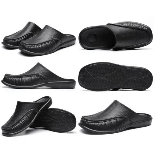 Men/'s Clogs Garden Closed Toe Mules Slippers Summer Beach Slides Sandals Shoes