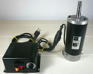 1 2 hp variable speed dc drive motor control 1425 to for Heavy duty dc motor