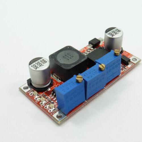 3A DC//DC 7V-35V//4-35V Step-Down LM2596 Constant Voltage//Current Buck Power CV CC