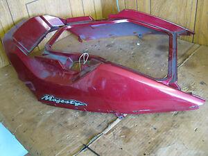 Yamaha-Majesty-YP250-YP-250-1996-4HC-21711-Seat-Fairing-Cover-Panel