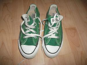 Converse ALL STAR Chucks Turnschuhe grün Größe 36,5 - Deutschland - Converse ALL STAR Chucks Turnschuhe grün Größe 36,5 - Deutschland