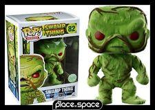 DC - SWAMP THING FLOCKED & SCENTED EXCLUSIVE FUNKO POP! VINYL FIGURE #082