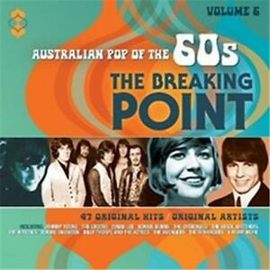 AUSTRALIAN-POP-OF-THE-60s-BREAKING-POINT-VOLUME-6-VARIOUS-ARTISTS-2-CD-NEW