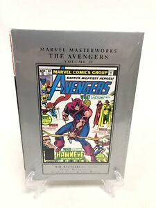 The-Avengers-Volume-19-Collects-189-202-Marvel-Masterworks-HC-Hard-Cover-Sealed