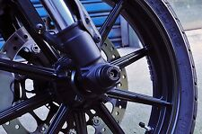 Ducati Scrambler 800 Front Fork Sliders Black 2015 + Super Corse