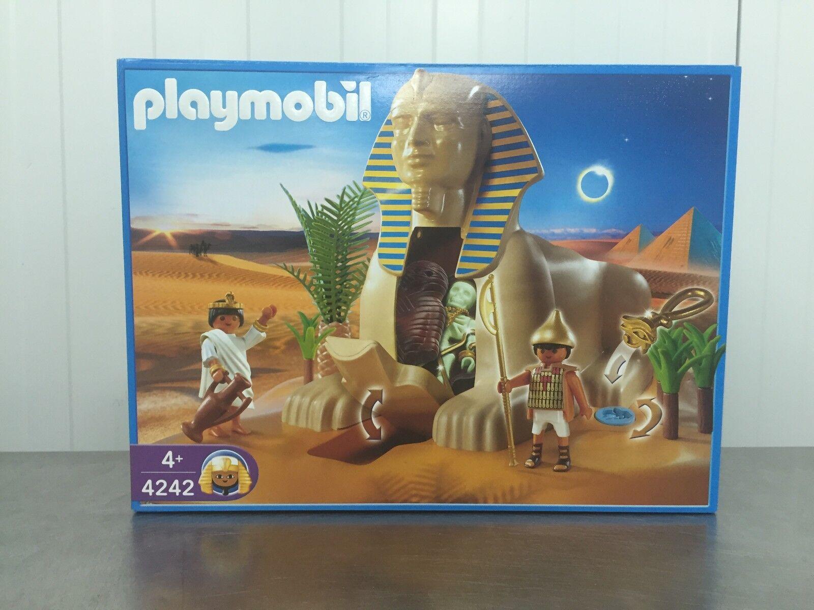 PLAYMOBIL EGIPCIOS EGYPTIANS 4242 ESFINGE EGIPCIA