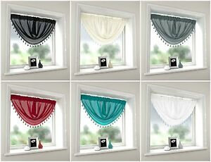 Image Is Loading Top Quality Designer Swag D Valance Round Curtain