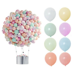 30-PCS-Macaron-Latex-Ballons-Baby-Shower-Anniversaire-De-Mariage-Decoration-Fete
