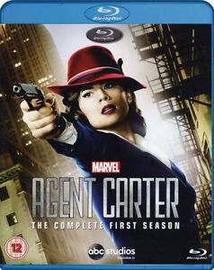 Marvel-039-s-Agent-Carter-The-Complete-First-Season-1-Blu-ray-Set-Region-Free