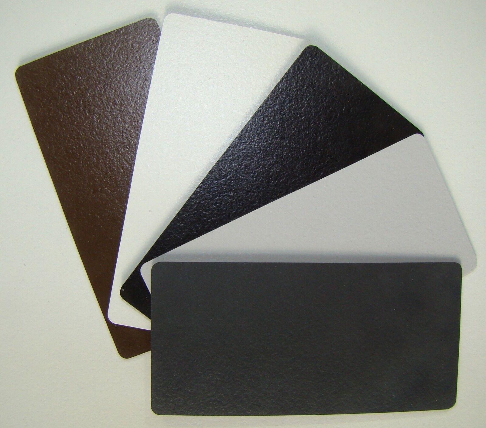 HPL-Platte 5 Farben 6 + 8 mm beidseitig UV-geschützt Balkonplatte Fassadenplatte