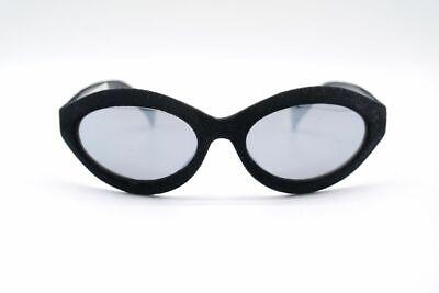 Affidabile Vintage I By Radio I-neve 58 [] 16 Nero Ovale Occhiali Da Sole Sunglasses Nos-mostra Il Titolo Originale Prestazioni Superiori