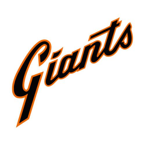 3 in Style Vintage Sf Giants de San Francisco Decal Autocollant environ 7.62 cm à 12 in environ 30.48 cm