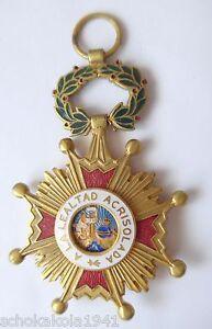 Espana-medalla-de-isabel-la-catolica-cruz-de-caballero