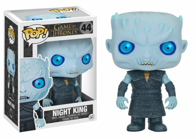 Funko Pop! Game of Thrones 44 GOT Night King Pop Vinyl Action Figure FU5068
