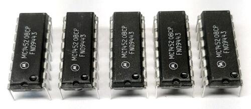 5 X MC 14520 BCP Zähler Dual Binary Counter DIP16 CD4520