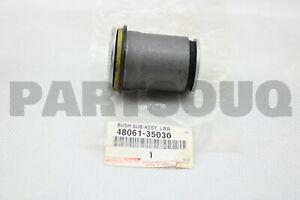 48061-35050 GENUINE OEM TOYOTA BUSH FRONT LOWER ARM NO.1 RH or LH 4806135050