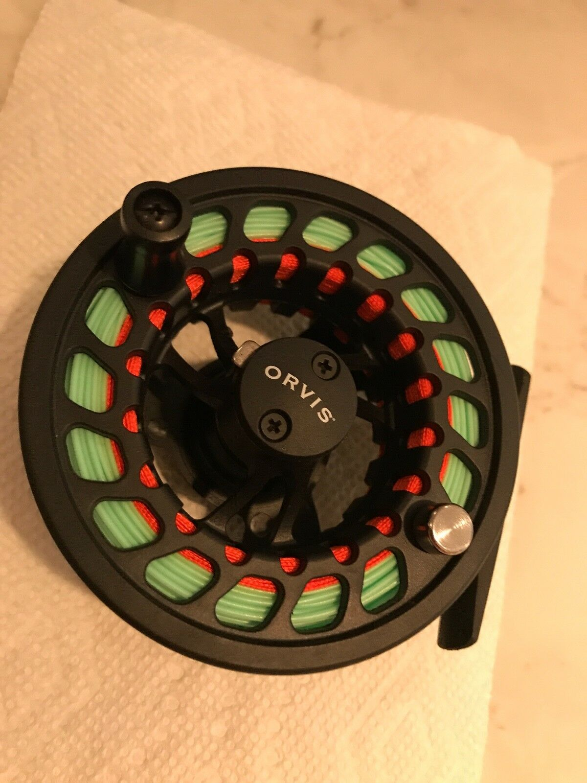 Orvis Encounter II Fly Reel with Spool
