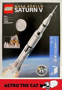 LEGO-Ideas-21309-NASA-Apollo-Saturn-V-Brand-new-Get-5-off