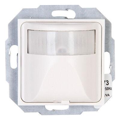 Kopp Bewegungsmelder infraControl 3-Draht Infrarot HK07 reinweiß 808429007