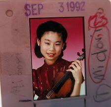 MIDORI - GOTO  violinist UN Messenger of Peace Guarnerius del Gesù  SLIDE 1