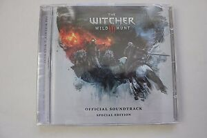 The-Witcher-3-Wild-Hunt-Official-Soundtrack-Special-Edition-NEW-PROMO