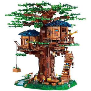 LEGO-COM-MATTONCINI-LA-CASA-SULL-039-ALBERO-HOME-TREE-3117-PEZZI-CONSEGNA-IN7GIORNI