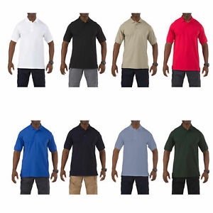 5.11 Tactical Men's Short-Sleeve Professional Polo Shirt, Style 41060, XS-3XL