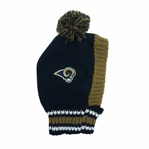 Littlearth-NFL-Pet-Knit-Hat-Most-Teams-Select-Team-And-Size