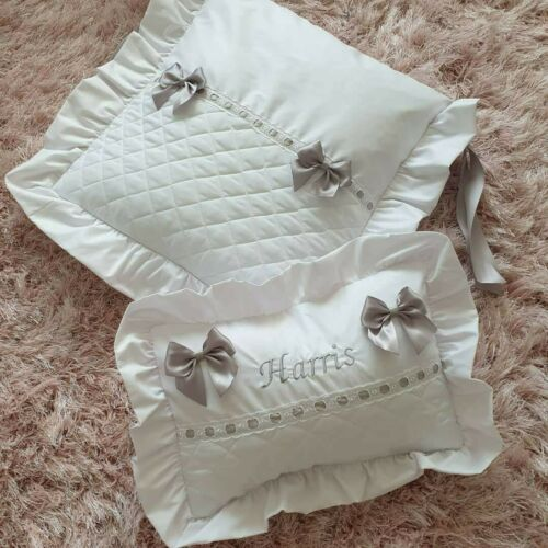 Pram cover quilt set suit most 3 in one prams /& moses baskets