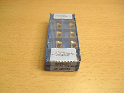 10 PCS INGERSOLL AOMT 120408R IN2530 INSERT